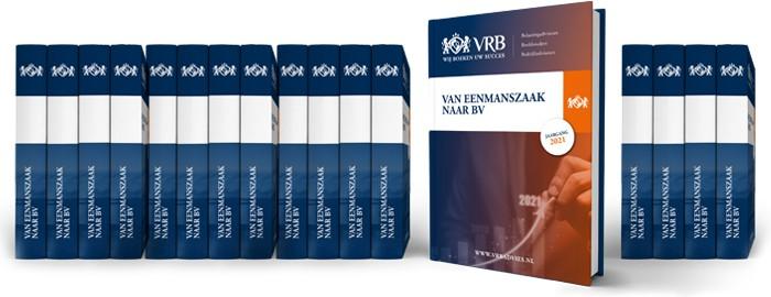 Boek VRB Adviesgroep
